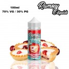 Υγρό αναπλήρωσης Ramsey Treats Cherry Bakewell 100ml