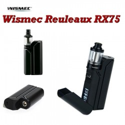 Νέο Reuleaux RX75 Kit by Wismec