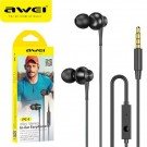 Ακουστικά In-Ear Handsfree Awei PC-1