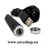 650-900mAh eGo Passthrough USB  Battery